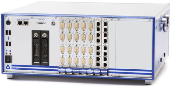 DEWE2-M7 benchtop mainframe