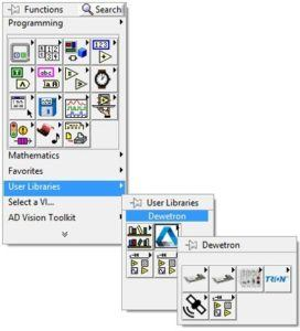 LabVIEW-user-libraries-for-dewetron-instruments