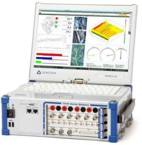 mobile data acquisition system DEWE2-A4