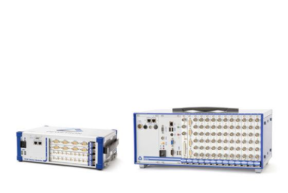 High Channel Count DEWE2- M Series Data Acquisition System