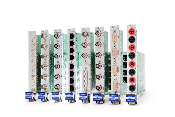 User exchangeable multi-channel RION modules