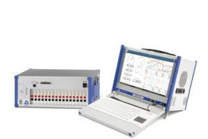 Power Analyzer: DEWE-800-PA, DEWE-2600-PA
