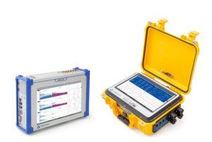 Power Quality Analyzer: DEWE-3300-PQA, DEWE-571-PQA