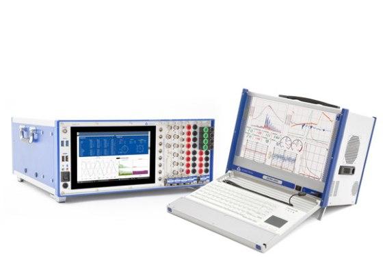 Turnkey systems: DEWE2-PA7, DEWE-2600-CA
