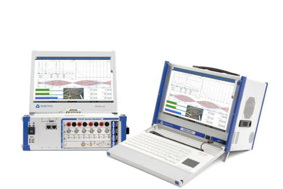 FFT Analyzer: DEWE2-A4-FFT, DEWE-2600-FFT