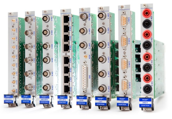 TRION series modules with high voltage module