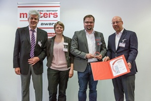 Messtec & Sensor Masters Award for DEWETRON
