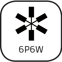 icon for 6P6W