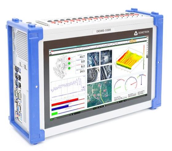 DEWE-3300 measurement system