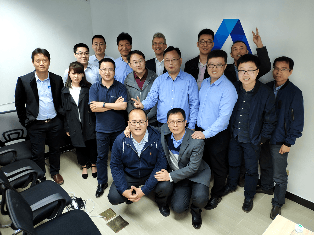 Sales and Partners of DEWETRON