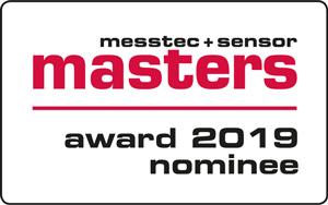 messtec & sensor masters award 2019
