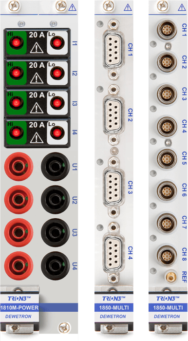 TRION3-modules