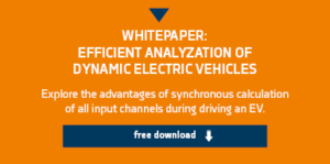 Whitepaper Effcient Analyzation of Dynamic Electric Vehicles