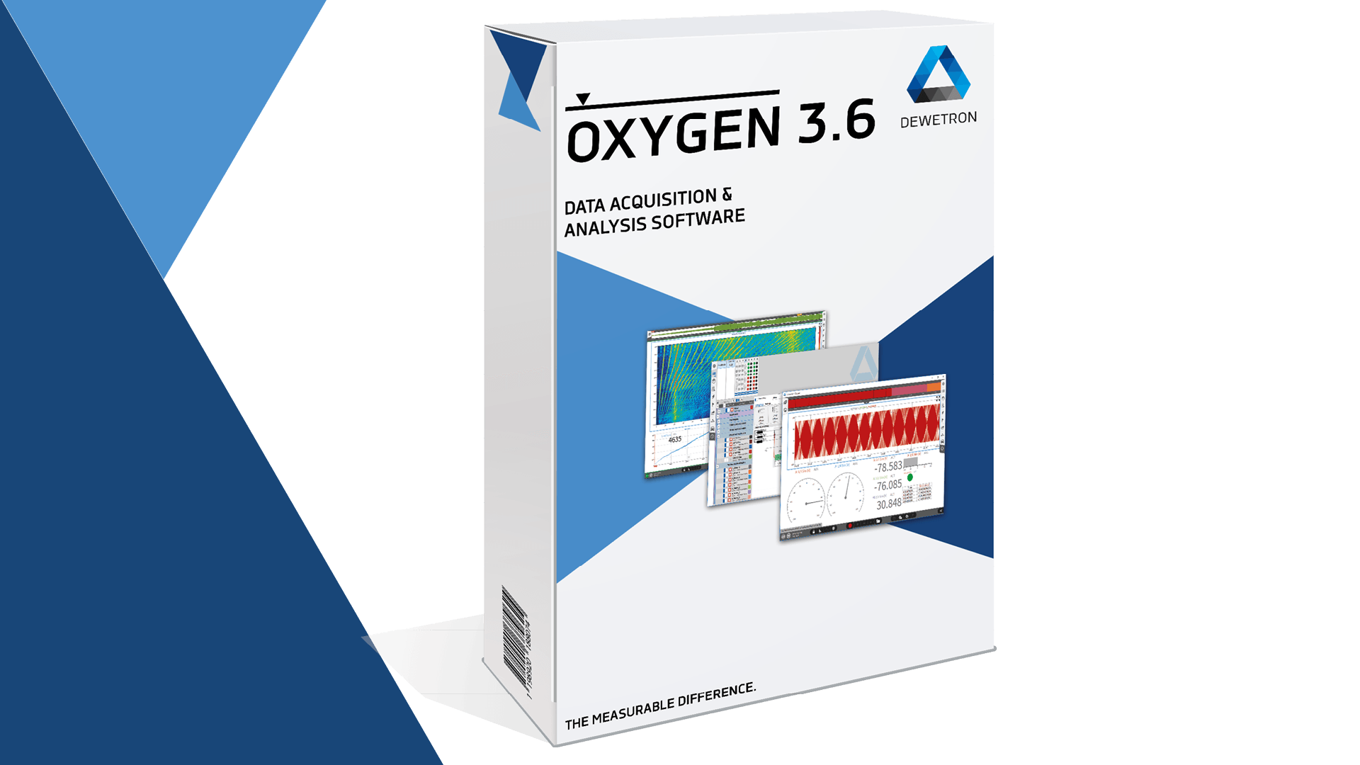 Psophometric analysis is now an integral part of the new Oxygen 3.6 version.
