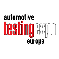 Logo of the automotive testing expo in europe in 2020