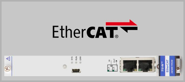 OXYGEN EtherCAT Option