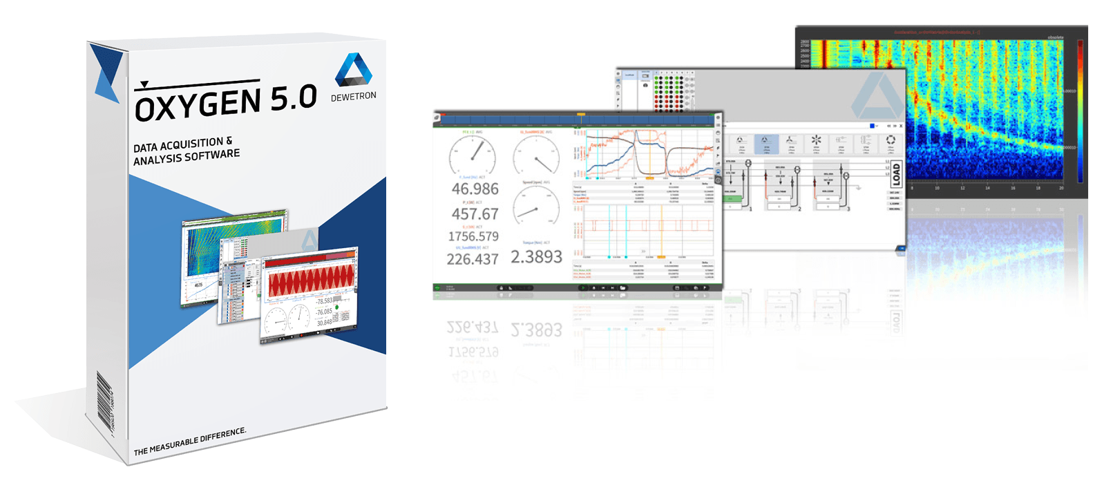 measurement software oxygen new version 5.0