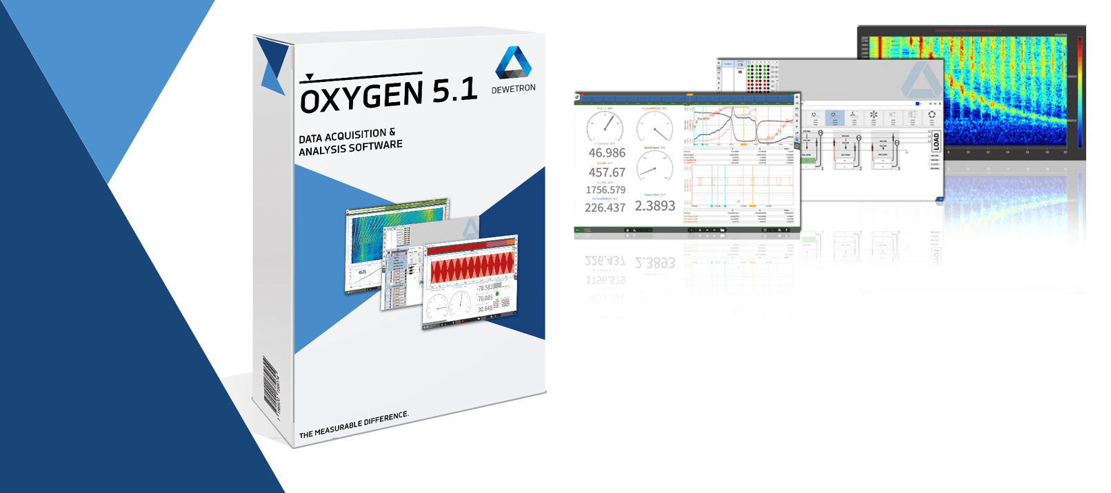 OXYGEN 5.1 packaging