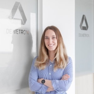 Verena Niederkofler holds Webinars at DEWETRON
