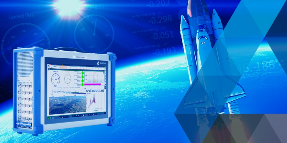 DEWETRON industry aerospace