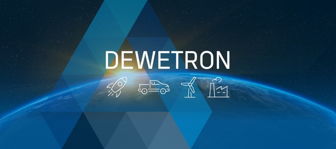 DEWETRON Anwendungsbeispiele - Die Welt von DEWETRON